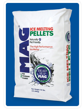 High Performance Ice Melter