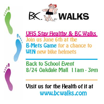 BC Walks June 2013