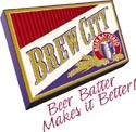 Brew City Logo
