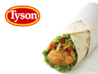 Tyson: Homestyle Breaded Value Chicken Tender