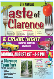 Taste of Clarence & Cruise Night